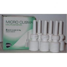 Microclisma evacuanta pentru adulti, 6 bucati, Glicerol, Nalba, Extract de musetel, AMC Pharma Solutions