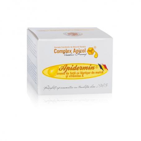 Apidermin Crema antirid, 30ml, Complex Apicol