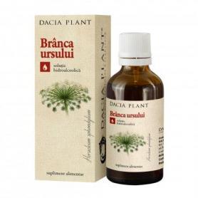 Tinctura de Branca Ursului, 50 ml, Dacia Plant