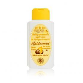 Apidermin gel de dus cu laptisor de matca, 250 ml, Complex Apicol