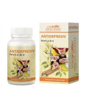 Antidepresiv, 60 comprimate, Dacia Plant