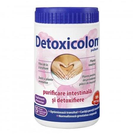 Detoxicolon, 480 g, Dacia Plant