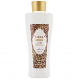 Lapte demachiant cu ulei de argan Herbagen 200ml