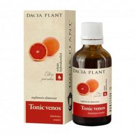 Toniv venos tinctura, 50 ml, Dacia Plant