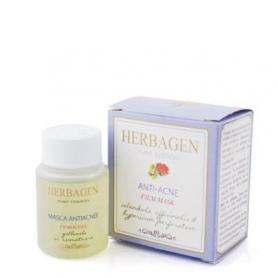 Masca filmogena antiacnee, extracte de sunatoare si galbenele, 60ml, Herbagen