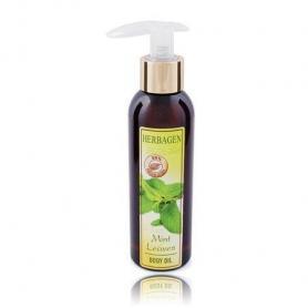 Ulei de masaj cu menta, 1L, Herbagen