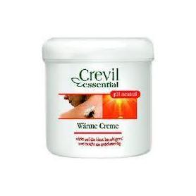 Crema cu putere de incalzire (maini reci, picioare reci), 250ml, Crevil
