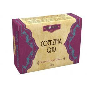 Sapun natural cu Coenzima Q10, 100g, Lotus