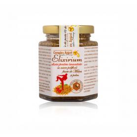 Elixirium imunitate, miere, propolis, polen, macese, Complex Apicol