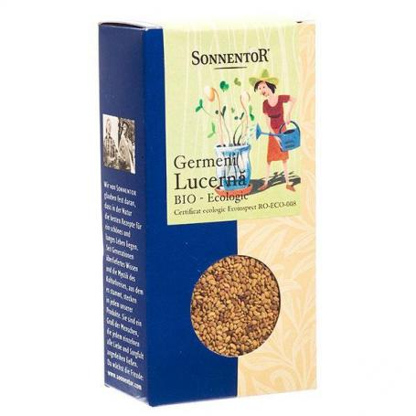 Seminte germeni Lucerna Eco, 120 g, Sennentor