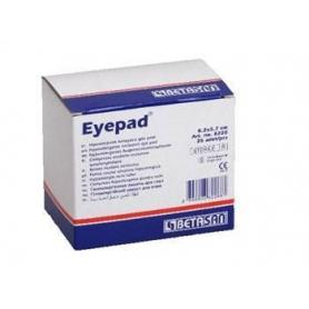 Plasturi oculari sterili, 25 buc, pentru adulti, Betasan
