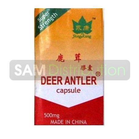 Deer Antler Extract Corn de Cerb Yong Kang