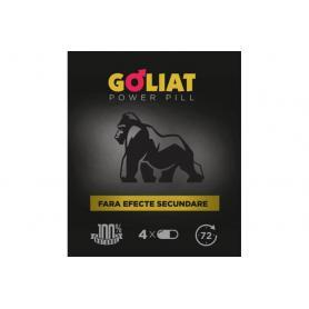 Goliat, 4 pastile potenta, United Research