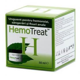 HemoTreat H, unguent hemoroizi,