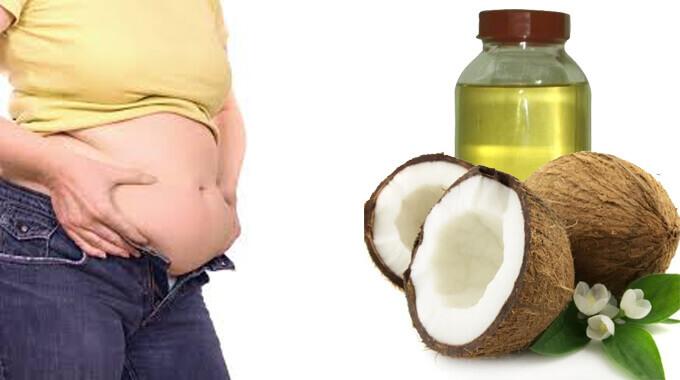 uleiul de cocos slabeste